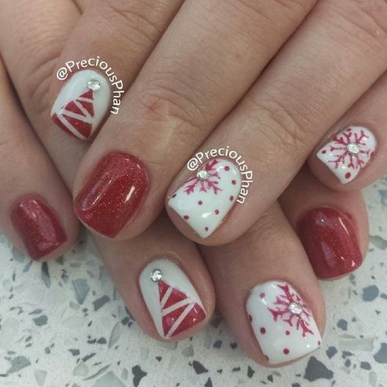 creative-christmas-nail-art-ideas-2016-11