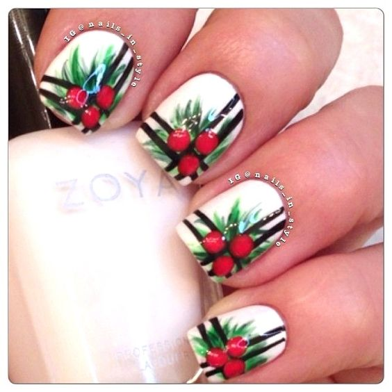creative-christmas-nail-art-ideas-2016-8