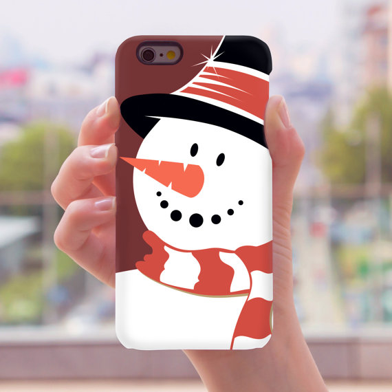 cute-and-amazing-snowman-phone-covers-2016-15