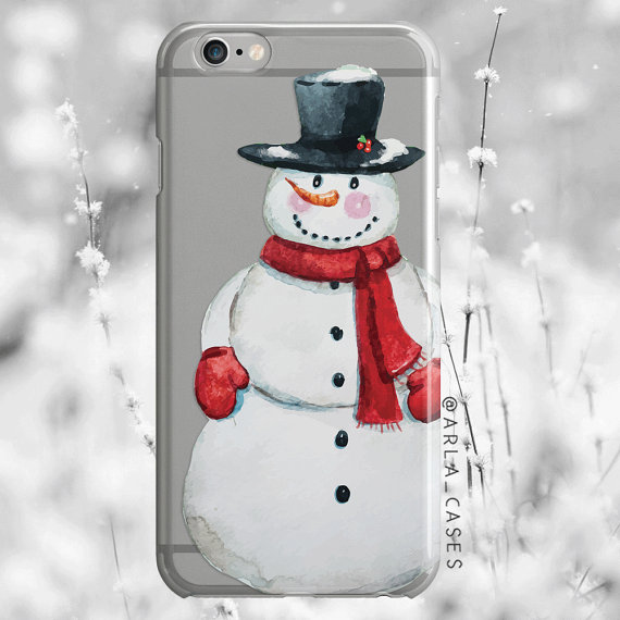 cute-and-amazing-snowman-phone-covers-2016-2