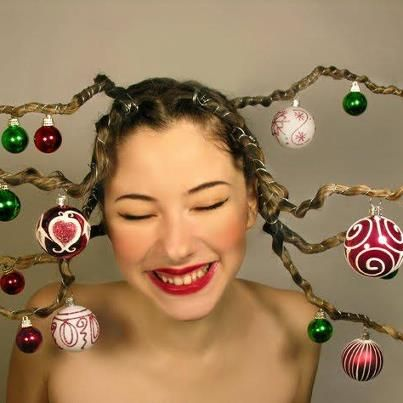fun-and-creative-christmas-hairstyles-2016-9