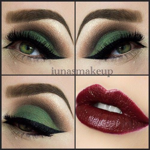 stylish-christmas-makeup-ideas-2016-8