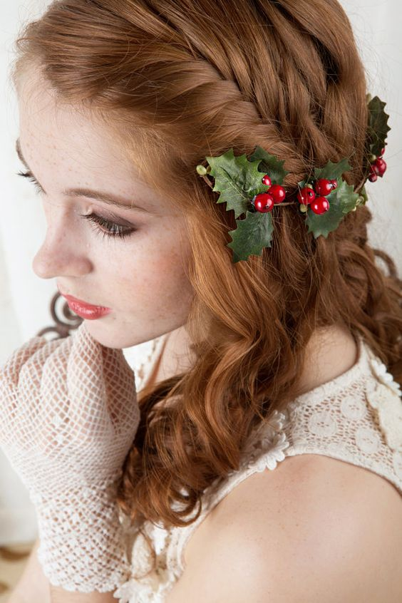 Ideas on Christmas Hairstyles 2016